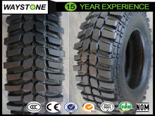 Waystone 30X10.5r16 31x10.5r16 35x12.5r16 4x4 suv mud tire from china, off road tire