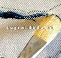 Coated cotton canvas 175g-410g glossy/matt waterproof