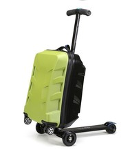 hot selling changeable colourful scooter luggage carrier
