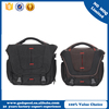 china factory black slr camera bag /waterproof camera bag with shoulder bag