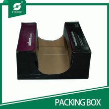 NEW DESIGN LITHO PRINT CORRUGATED DISPLAY PACKAGING BOX HOT SALE IN MARKET
