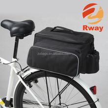 bicycle rack trunk bag bicycle battery bag