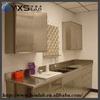 School laboratory furniture stainless steel sink work bench