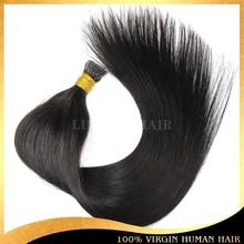 Fashion 2015 Wholesale Yaki Hair Extension Prebonded I Tip Hair