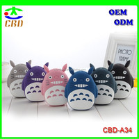 2015 (Hot Sale) New Product Totoro Power Bank 7800mah, Cartoon Power Bank, Mobile Power Bank