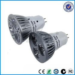 Factory direct sales 3w high Luminous Efficiency led spot lights