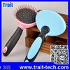 China Round Head Pin Dog Brush Slicker Comb For Pet
