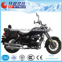 China new gas chopper moped for sale(ZF250-6A)