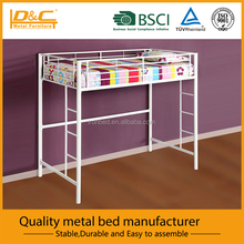 Kids bed Modern cheap high quality new fashion style bedroom metal bed kids bed single bed double bed kids metal bed