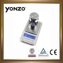 200 g * 0.01 g digital de gran precisión escala / escala de gramo
