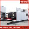 cheap prefab houses with galvanized designed container houses made