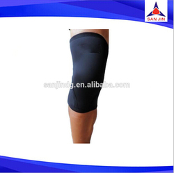 neoprene soccor bamboo charcoal knee support straps