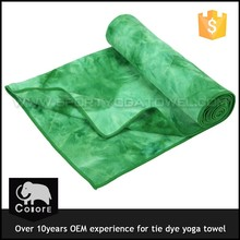 Brand reasonable price sweat gift products thin yoga towel