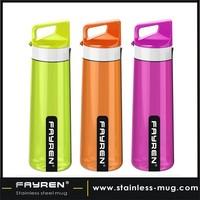 Plastic sports water bottles manufacturer