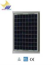 Poly Solar Panel 25W with TUV/CE/IEC