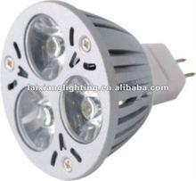 2012 RGB high quality high power GU10 E27 LED bulbs