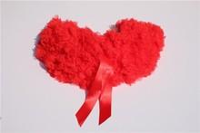 baby girls nylon short soft red super fluffy skirts,new born -12years pettiskirt ,girls birthday wear infant dress