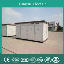 1200KAV/15KV box- type substation