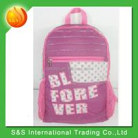 MOQ 20pcs. Dropshipping Printed Backpack Bag