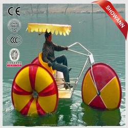 3 wheels water trike big wheel trike