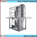 Doble- efecto de alimentos concentrador de vacío rsz-6 del evaporador
