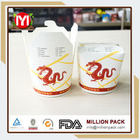 Wholesale china merchandise noodle box round bottom