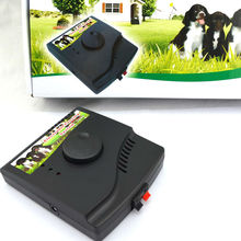 Waterproof Electronic Fence Shock Electric In-ground Fencing System For Dog Pet