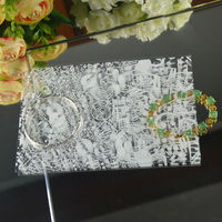 plastic clear cello bags for gift