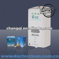 Automatic antibacterial hand gel dispenser with patent, sensor sensitive liquid spray dispenser
