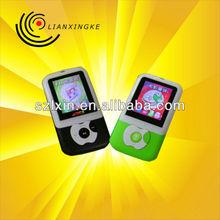 LCD screen mp3 player