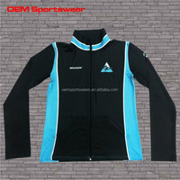 OEM high quality wholesale spandex fleece jackets