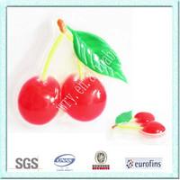 80g OEM Lovely Cherry Shape Body handmade soap Gift Soap