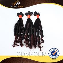 derun hair weave with closure,free weave hair packs