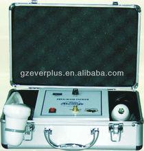 Portable hair and facial skin analyzer for beauty salon