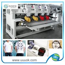 4 head cap & t-shirt máquina de bordar precio