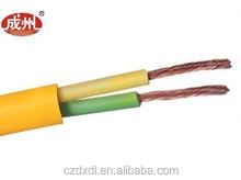RVV antifreeze sheath line 2 * 2.5 mm square soft sheath wire and cable