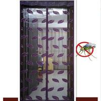 five stripes design fabric curtain for door/ door curtains