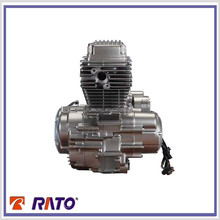 RATO single cylinder 4 stroke air cooling engine for 200cc motorcycle