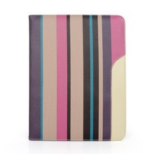 """7"""" PU leather flip tablet cover case for ipad mini"""