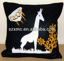 Customized pillows plain cushion covers wholesale cotton decor hold pillow