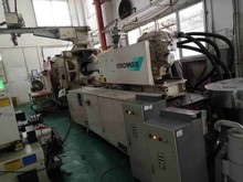 energy saving plastic injection machine with variable pump and servo motor