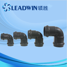 Lisa Exterior de PVC Fittings para Tuberia de Agua Potable