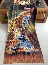 sexy girls with animal sex , china goods wholesale , bath towel specification