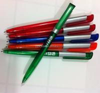 factory price cheapest ball pen, plastic ballpoint pen custom logo advertising plastic ballpoint pen