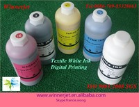 Direct Textile pigment ink for Epson flat-bed printers without coating