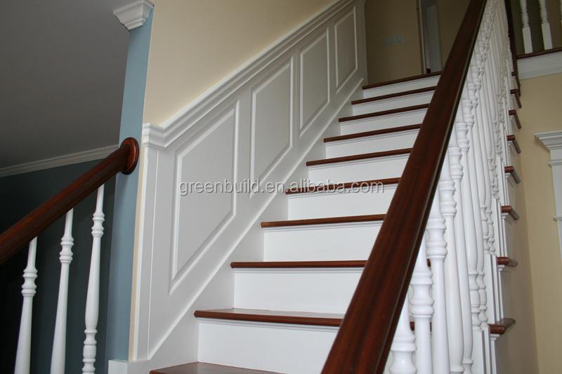 Diseño residencial moderno barandillas barandillas y escalera de ...