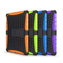 Heavy Duty Dual Layer Shockproof Case For iPad Pro