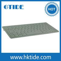 Shenzhen factory custom wireless pc keyboard mouse combo