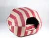 Indoor new wicker strawberry pet bed