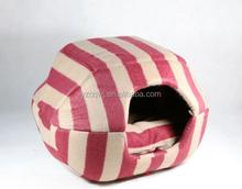 Indoor new wicker strawberry pet bed